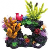 Poppy Pet - Coral Reef Formation - Multi - 8X5X8