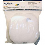 Aqueon Products-Supplies - Quietflow Water Polishing Pad - White - Small 2 Pack