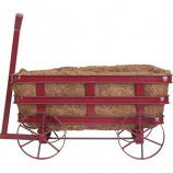 Panacea Products - Industrial Wagon Planter - Red - 14 Inch