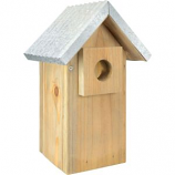 Natures Way Bird Prdts - Nature'S Way Bluebird House - Weathered Galva - 11X6.75X6