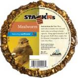 Heath Mfg - Heath Mealworm & Sunflower Stack M - Sunflower Mealw - 7 Oz
