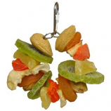 A&E Cage Company - HB Tropical Delight - Deluxe Fruit & Nut Ring