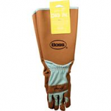 Boss Manufacturing - Guardian Angel Extended Sleeve Synthetic Leather - Teal - Small