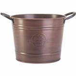 Panacea Products - Washtub Planter - Copper - 8 Inch