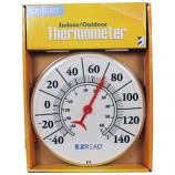 Headwind Consumer - Ezread Dial Thermometer - White - 8 Inch