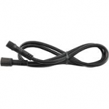Current USA - Loop Main Extension Cable - Black - 9 Foot
