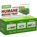 P.F. Harris Mfg Co Llc - Catch And Release Humane Mouse Trap - 1 Pk