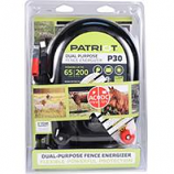 Tru-Test - Patriot Dual-Purpose Fence Energizer - 65 Miles