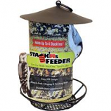 Heath - Stack'Ms Seed Cake Feeder - Black -