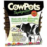 Cowpots - Cowpots 12Pots/Pack - 3 Inch