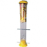Classic Brands - Wb - Stokes Topsy Turvy Finch Feeder - Yellow - 1.5 Lb/19 In
