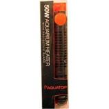 Aquatop Aquatic Supplies - Glass Heater With Protective Guard - 50 W