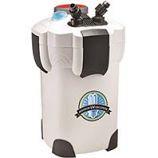 Aquatop Aquatic Supplies - 4 Stage Canister Filter With Uv Sterilizer - 75 To 125 Gallons