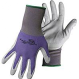 Boss Manufacturing - Boss Ladyfinger Ladies Nitrile Palm Glove - Large