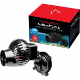 Aquatop Aquatic Supplies - Maxflow Circulation Pump With Suction Cup Mount - Black - 660 Gph/25 - 50 G