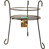 Panacea Products - Canterbury Plant Stand - Black - 15 Inch