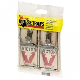 Woodstream Victor Rodent - Victor Wood Mouse Trap - 2 Pack