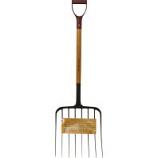 Bull Gater - Bull Magna Silage Fork - 8 Tine/32 In Ha
