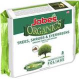 Jobes Company - Jobe'S Organic Tree & Shrub Spikes 8 Pk - 8 Pack