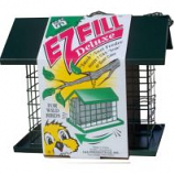 C And S Products - Ez Fill Snak/Suet Feeder With Roof & Platform - 1.75 Lb