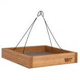 Natures Way - Hanging Platform Feeder - Bamboo - 2.25X12X12 In