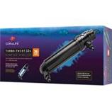 Aqueon Products-Supplies - Coralife Turbo-Twist Ultraviolet Sterilizer - 12 X / 36 Watt