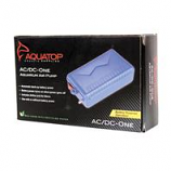 Aquatop Aquatic Supplies - Ac/Dc-One Aquarium Air Pump Battery Power - Blue - 2.5 L / Min