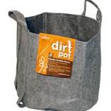 Hydrofarm Products - Hydrofarm Dirt Pot With Handle - 15 Gallon