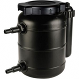 Oase - Living Water - Pressurized Pond Filter With Uv Clarifier - Black