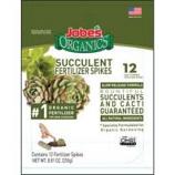 Jobes Company - Jobe's Organics Succulent Spike Pouch - 12 Ct