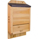 Natures Way - Cedar Series 3 Chamber Bat House - Cedar - 20.5X12X5 Inch