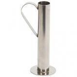 Miller - Hydrometer Test Cup Metal - Silver