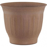Bloem - Colonnade Planter - Brown - 12 Inch