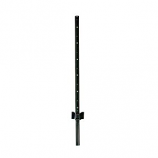 Garden Zone - Light Duty Fence Post - Green - 4 Foot