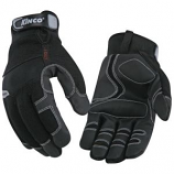 Kinco International - Lined Cold Weather Glove - Black - Large