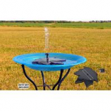 Songbird Essentials - Floating Leaf Solar Bubbler - .75X8X7.5