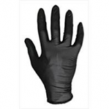 Boss Manufacturing - Disposable 4 Mil No Powder Nitrile - Black - Medium 100 Ct