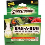 Spectracide - Spectracide Bag-A-Bug Japanese Beetle Trap Bags - 6 Count