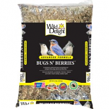 D&D Commodities - Wild Delight Bugs N Berries - 4.5 Lb