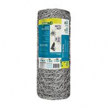 Garden Zone - Galvanized Hex Netting - 1X12 Inx50 Ft