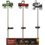 Alpine Corporation - Solar Farm Truck Led Stakes Display