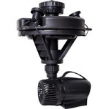 Oase - Living Water - 1/4 Hp Floating Fountain With Lights - Black -
