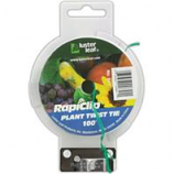 Luster Leaf - Plant Twist Tie With Cutter - 100 Ft