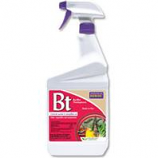 Bonide Products - Bt Thuricide Spray Ready To Use - 1 Qt