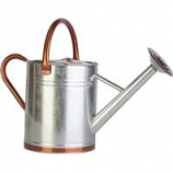 Panacea Products - Galvenized Watering Can - Galvanized - 2 Gallon