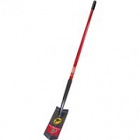 Bully Tool - Trench Shovel Fiberglass Handle -
