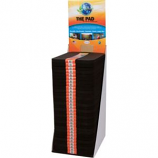 Earth Edge - Kneeling Pad Display - Black