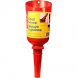 Classic Brands - Wb - Stokes Seed Scoop - Red - 3 Cups