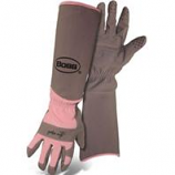 Boss Manufacturing - Guardian Angel Extended Sleeve Synthetic Leather - Coral - Small