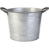 Panacea Products - Washtub Planter - Galvinized - 8 Inch